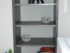 mobilier d coratif m tallique sigal industries. Black Bedroom Furniture Sets. Home Design Ideas